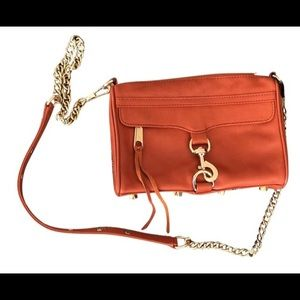 Rebecca Minkoff Bags - Rebecca Minkoff Mini M.a.c Leather Cross Body Bag